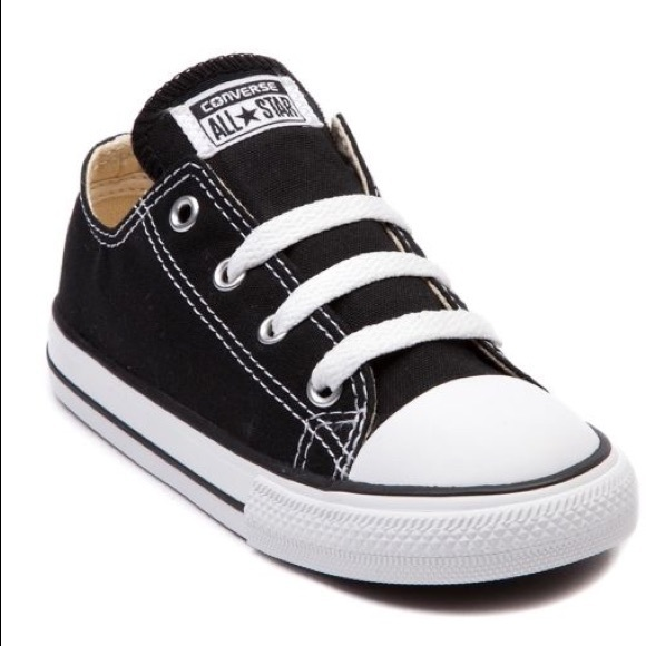 5474ed63d30739 Converse Other - Converse All Star Chuck Taylor low baby shoes 6 C